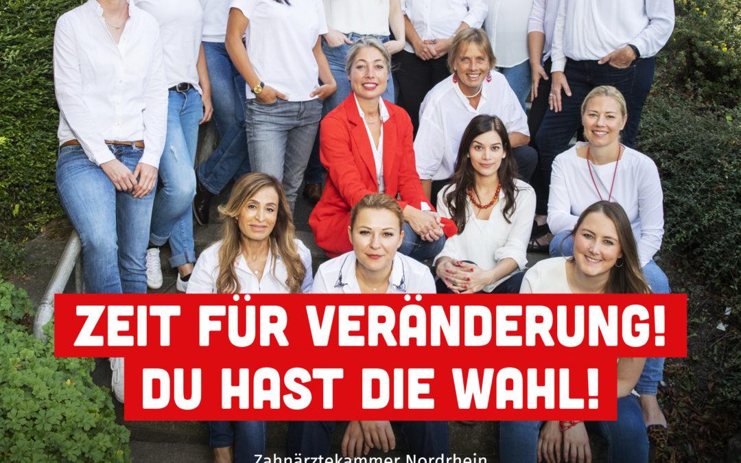 Kammerwahlen in Nordrhein & Westfalen-Lippe